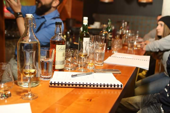 Scotch tasting 2016
